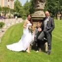 Wir werden diese Hochzeit nie vergessen