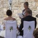 Es war wirklich eine traumhafte Zeremonie.